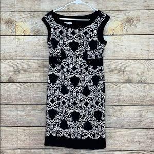 Maggy London sleeveless Dress Size 8